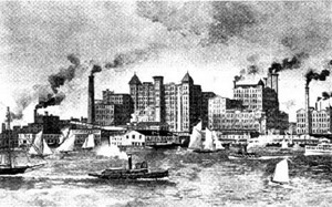 historic image of brooklyn