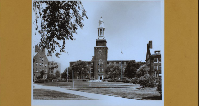 historic photo of brooklyn college
