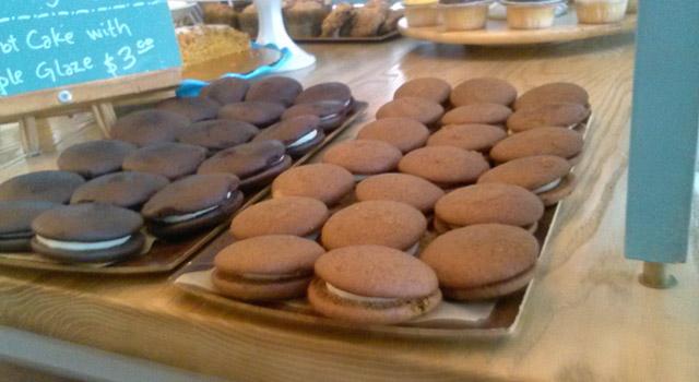 artisanal cookies at brooklyn bakery