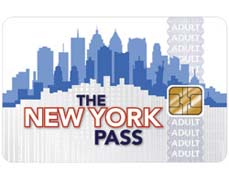 New York Pass front face