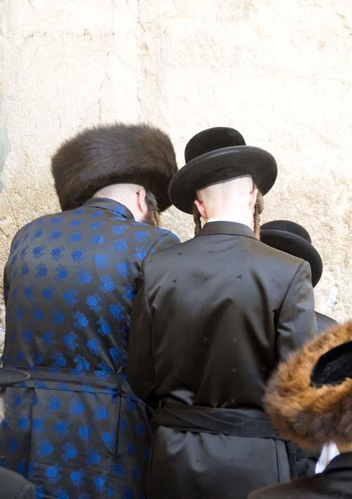 Why Do Hasidic Jewish Men Have Side Curls?