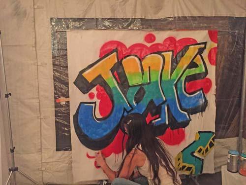 Hire A Graffiti Or Street Artist Nyc Vicinity Brooklyn Unplugged
